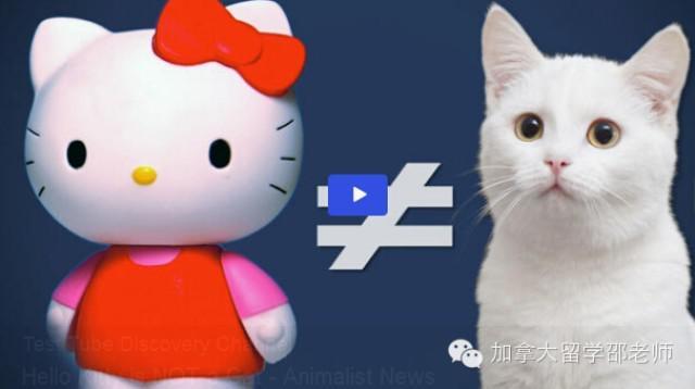 """报道称,日前,美国夏威夷大学教授克里斯蒂娜·河矢野在洛杉矶市日美国家博物馆就她的研究课题——Hello Kitty现象进行了一个讲座。讲座结束后,河矢野接到了日本三丽鸥公司的来电,后者告诉了她一个令人吃惊的事实,""""Hello Kitty不是一只猫,而是一个小女孩。她从来没有四只脚走路的形象,始终都保持着小姑娘的站姿和坐姿""""。"""