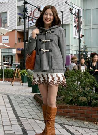 日本,美女