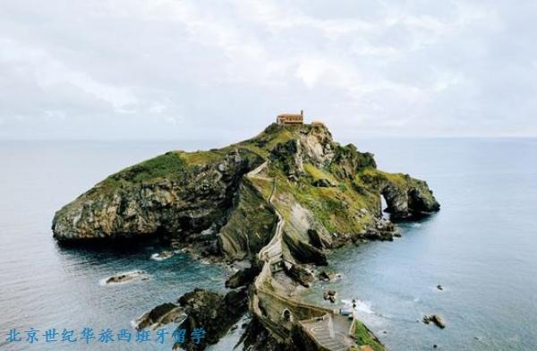 Gaztelugatxe岛