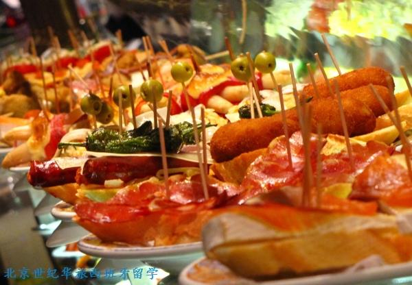 潘普罗纳小吃月   时间:每年3至4月