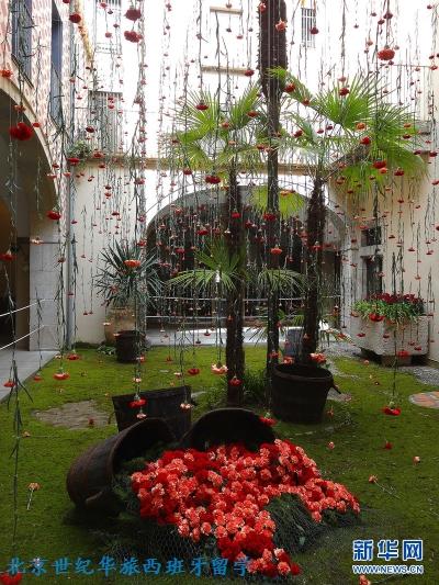 他认为这个花展可以在全市推广,成为赫罗纳的一个品牌