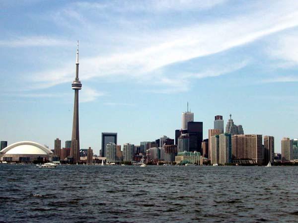 加拿大国家电视塔(cn tower)