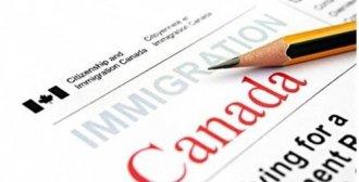加拿大移民表格