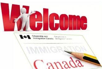 加拿大入籍
