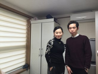 边红岩老师韩国考察07