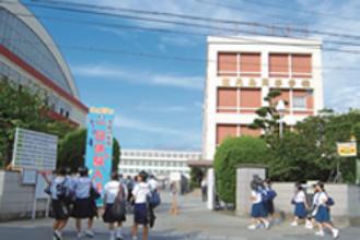 鹿岛学园高中