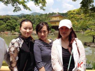 美丽的京都小巷