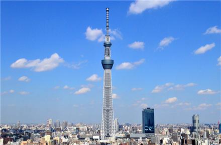 世界第一高塔——东京晴空塔
