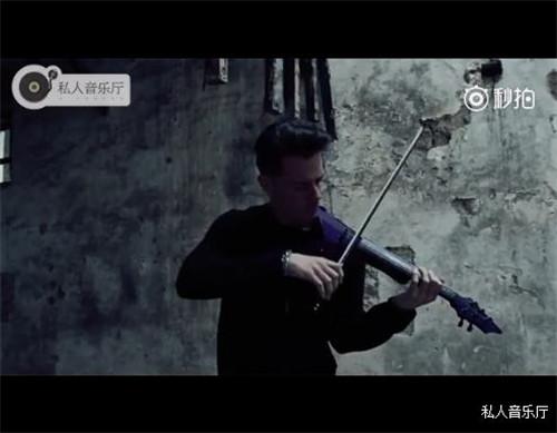小提琴曲faded全谱