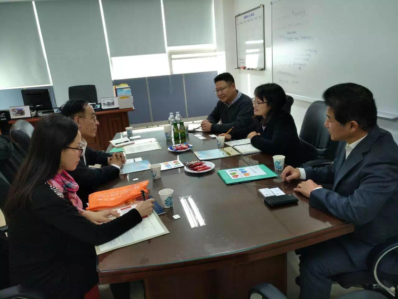 世纪华旅总裁亲访韩国各大高校